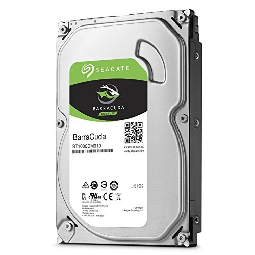SEAGATE 500GB Barracuda 32MB 7200rpm 3.5'' SATA 3.0 Harddisk